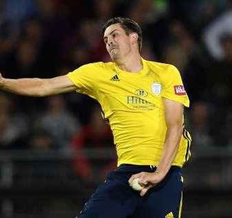 Bowler cepat dari Hampshire, Wood, membuka kecanduan judi | Berita kriket