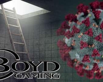 Boyd Gaming berencana untuk membantu para penjudi kasino yang gila melarikan diri