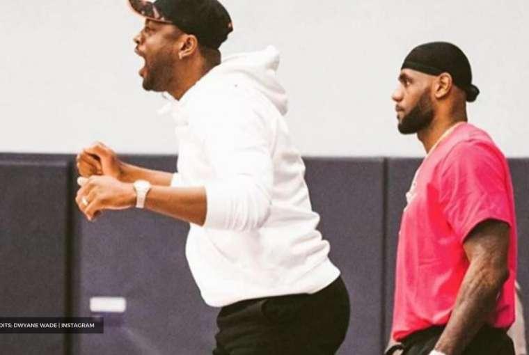 Dwyane Wade mengungkapkan LeBron James pernah memenangkan $ 50.000 selama sesi judi tim