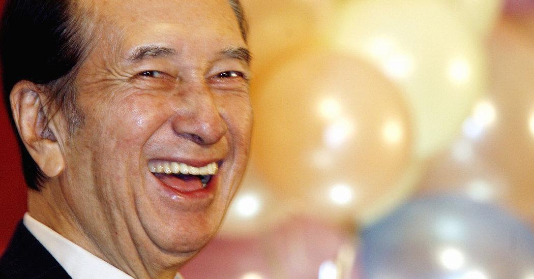 Stanley Ho, Yang Mengubah Makau Menjadi Pusat Perjudian Global, Meninggal pada usia 98