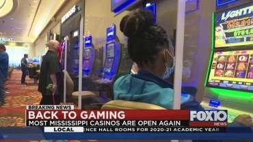 Berjudi kembali di Biloxi, beberapa kasino berharap akan terjual habis untuk Memorial Day Weekend | Coronavirus COVID-19 Watch