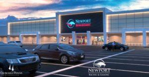 Brent Cooper: Fasilitas permainan Newport adalah taruhan pertama yang baik, tetapi negara harus menggandakan pada perjudian lainnya