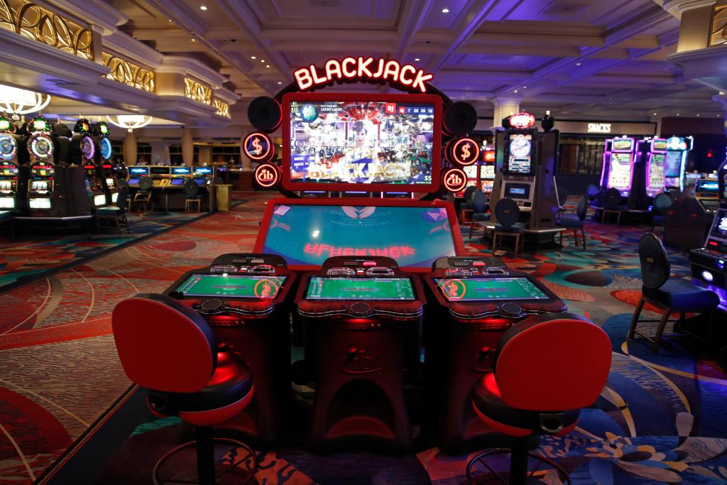 Kasino Las Vegas bersiap untuk gulung - Orange County Register