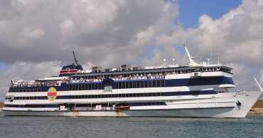Kemenangan kapal judi untuk melanjutkan berlayar Kamis dari Port Canaveral