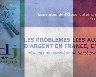 Aktivitas judi Perancis menurun, masalah judi meningkat