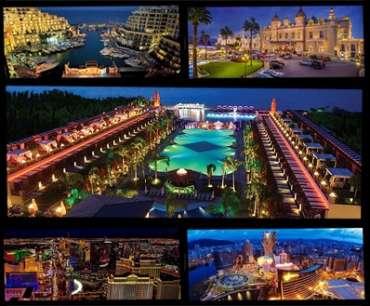 BERTANGGUNG JAWAB DI SELURUH DUNIA: Malta + Monako + Siprus + AS + Cina - 5 Destinasi Kasino Terbaik di Dunia