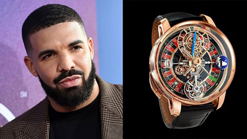 Drake is a prominent figure in the hip-hop music scene