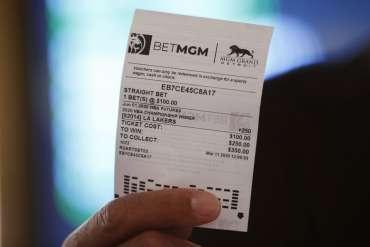 Sports gambling in Michigan