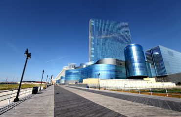 NJ online gambling revenue