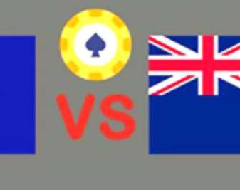 European Vs. New Zealand Gambling Regulations