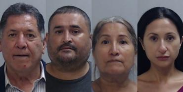 Anggota keluarga dituduh melakukan perjudian ilegal, pencucian uang