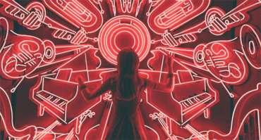 How casinos make gambling seem interesting with music