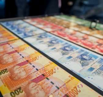 The National Lotteries Commission grants funding of about R1.3 billion annually.