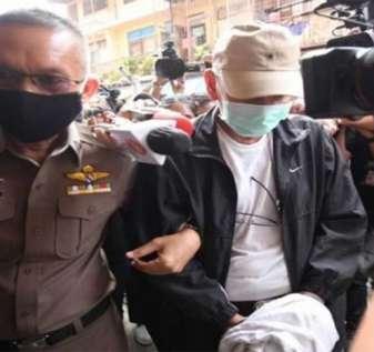 Terdakwa pembunuh judi den pria bersenjata mengatakan dia bertindak sendiri