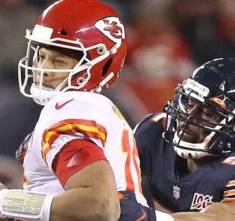 Bulan madu NFL dengan perjudian legal semua tentang 'Keyakinan'
