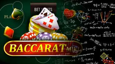 Persamaan Matematika dan Grafik Tabel Baccarat
