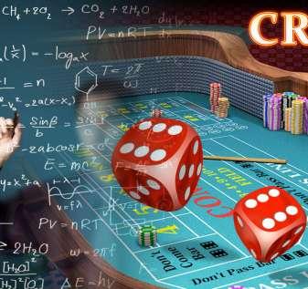 Orang Memecahkan Persamaan Matematika dan Tabel Dadu dan Dadu
