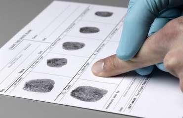 Michigan online gambling fingerprints