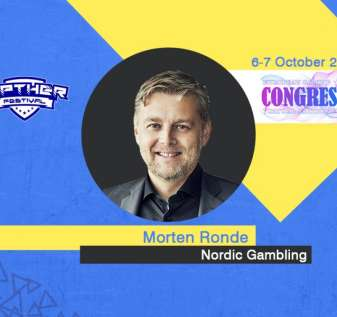 Morten Ronde, CEO di Danish Online Gambling Association dan Managing Partner di Nordic Gambling - European Gaming Industry News