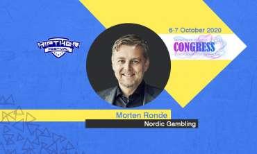 Morten Ronde, CEO di Danish Online Gambling Association dan Managing Partner di Nordic Gambling - European Gaming Industry News