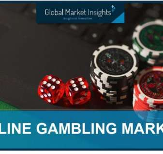 Online Gambling Market is Projected to Reach USD 160 Billion by 2026