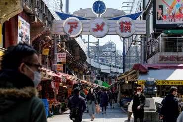 Penjudi Jepang Mengabaikan Perintah Darurat Tanpa Gigi dari Abe