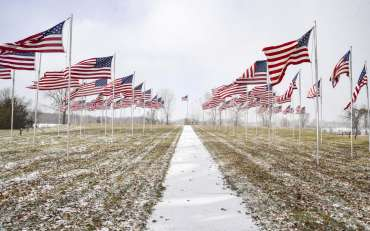 Perjuangan kelompok veteran, organisasi persaudaraan berusaha untuk memanfaatkan dana perjudian