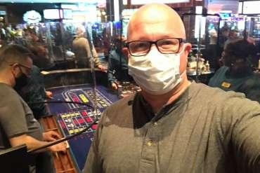 Bersiaplah, Atlantic City: Berjudi kasino selama coronavirus adalah pengalaman yang nyata