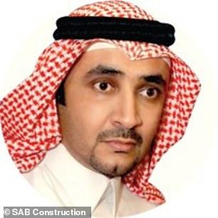 Sheikh Salah Hamdan Albluewi (foto), 52, yang dituduh gagal melunasi utang judi £ 2 juta-nya dengan kasino London, mengirim 17 cek pendirian yang memantul