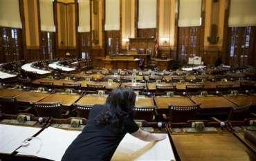 Perjudian yang dilegalisasi gagal mencapai garis akhir lagi di Majelis Umum | Politik