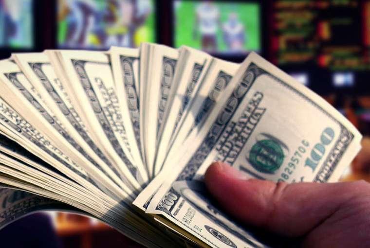 Segelintir Uang Dengan Latar Belakang Sportsbook