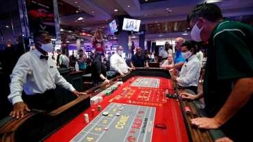 "Data Ponsel Menunjukkan Bagaimana Las Vegas ""Berjudi Dengan Kehidupan"" di Seluruh Negeri"