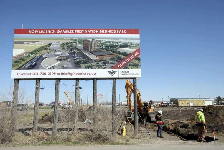 FBI menjunjung referendum Gambler First Nation