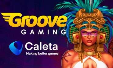 GrooveGaming menghadirkan Caletta Gaming ke beberapa merek perjudian top dunia - European Gaming Industry News