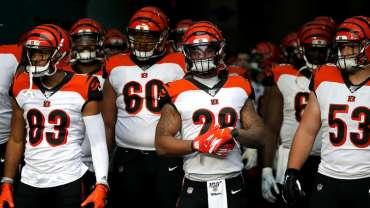 Penjudi NFL membuat taruhan Bengals berani yang diatur untuk membayar $ 1,2 juta jika tim dapat menentang peluang