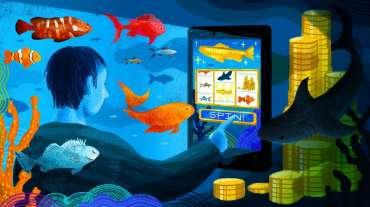 Bagaimana aplikasi bergaya kasino tanpa kemenangan terus menghabiskan uang dari para pecandu judi