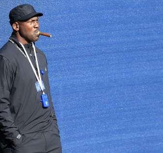 Michael Jordan Mengubah Semangatnya Berjudi Menjadi Pekerjaan Barunya