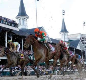 Peluang Kentucky Derby: Penjelasan tentang perjudian pacuan kuda