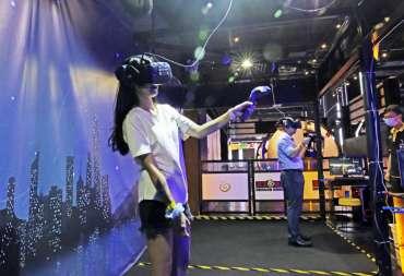 Realitas Virtual Hal Besar Berikutnya dalam Perjudian Online?