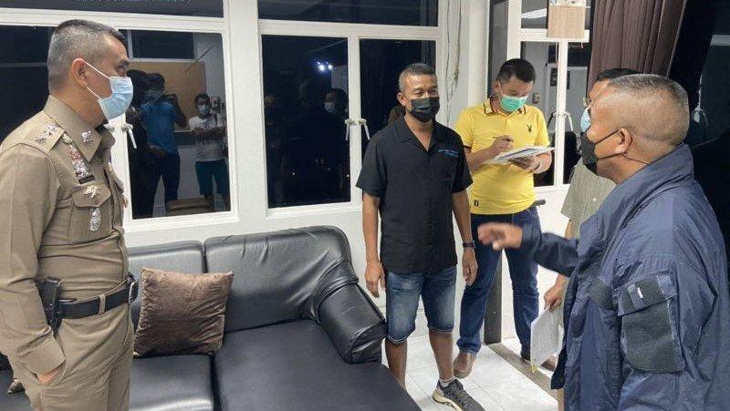 Kepala Polisi Provinsi Phuket diperiksa terkait razia tempat perjudian